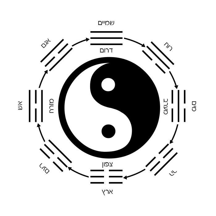 טאי צ'י - תנועה לשינוי - כיצד אפשר להשתמש בטאי צ'י ליצור שינוי בחיי היום יום