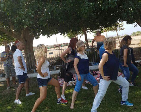 יום כיף לעובדי עריית תל אביב